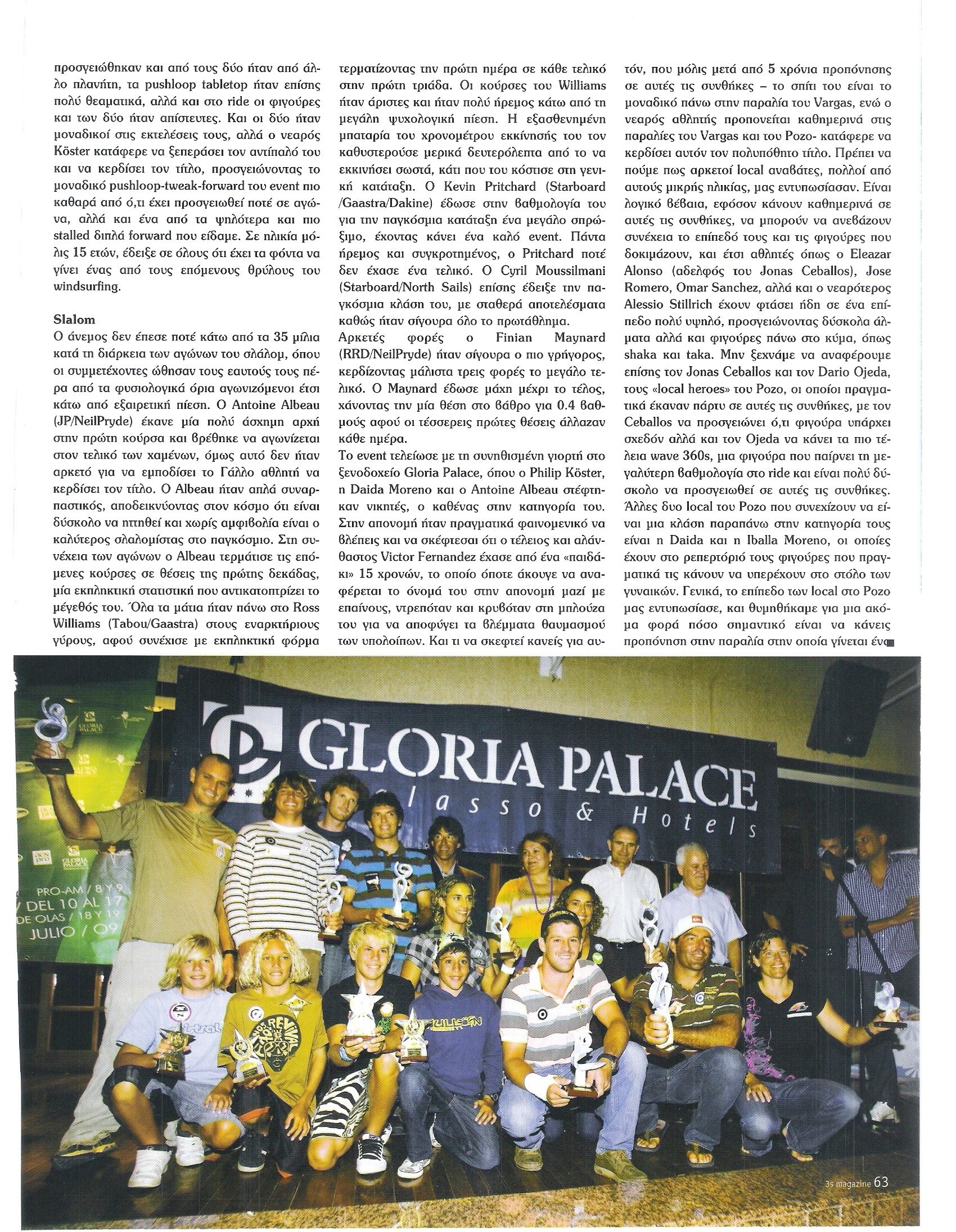 3S Gran Canaria article page 8